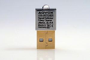 AQVOX USB-Detoxer QL1 QL2